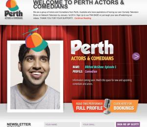 Perth Actors and Comedians